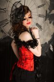 Burlesque — Stock Photo