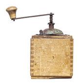Old coffee grinder — Stockfoto