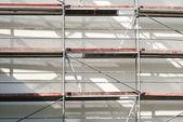 Restoration facade — Stock Photo