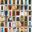 Doors of Malta  — Stock Photo #68678465