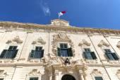 Auberge de Castille, Valletta — Stock Photo
