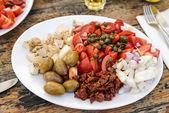 Maltese cuisine — Stock Photo