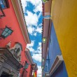Colorful Jaen Street in La Paz — Stock Photo #51970633