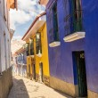 Colorful Colonial Street in La Paz — Stock Photo #51970745