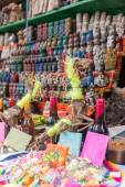 Llama Fetus Offerings — Stock Photo