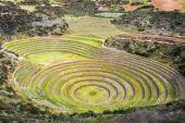 Inca Ruin of Moray — Foto de Stock