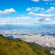 Quito from Above — Stock Photo #66855107