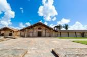 San Javier Church Exterior — Foto Stock