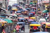 Iquitos Street Scene — Stockfoto
