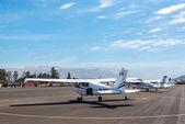 Nazca Airport — Stock Photo