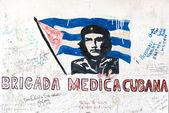 Che Guevara Graffiti — Stock Photo
