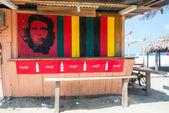 Coca Cola and Che — Stock Photo