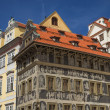 The famous House at the Minute (Prague, Czech Republic) — Stock Photo #53961725