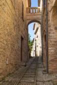Historic town of  Spello (Umbria, Italy) — Stock Photo