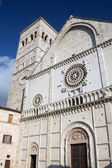Assisi Cathedral (Assisi, Umbria, Italy) — Stock Photo