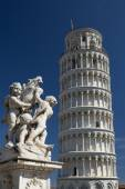Leaning Tower Of Pisa (Italy) — Stock Photo