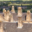 Roof of an old Scottish building — Stock Photo #52709295