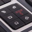 Buttons on a keyboard - SOS — Stock Photo #63796637