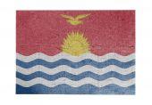 Large jigsaw puzzle of 1000 pieces - Kiribati — Stock Photo