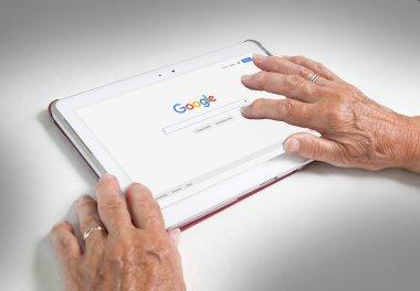 HEERENVEEN, NETHERLANDS - JUNE 6, 2015: Google is an American mu