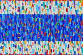 Texture, background and Colorful Image of an original Abstract P — Стоковое фото