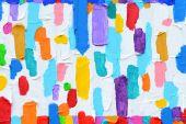 Textury, zázemí a barevný obraz v původním abstraktní P — Stock fotografie