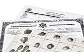 Identity Documents — Stock Photo