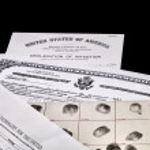Immigration Documents — Stock Photo #75302489