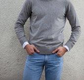 Slender unrecognizable man — Stok fotoğraf