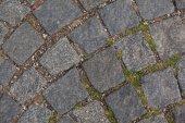 Stone paving background — Stock Photo