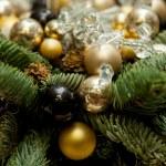 Frammento su un albero di Natale — Foto Stock #76133569