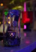 Beautiful candleholders — Stock Photo