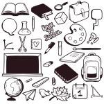 School elements — Stock Vector #56306463