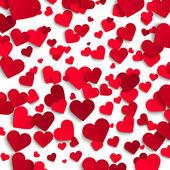 Walentynki dzień tło — Wektor stockowy