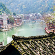 Fenghuang ancient town, Hunan Province, China — Stock Photo #60690739