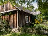Rustic cottage — Stock Photo