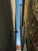 Narrow passage — Stock Photo