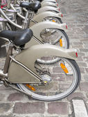 City bikes — Stock Photo