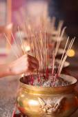 Incense burner — Stock Photo