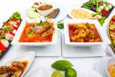 Collection Thai food — Stock Photo