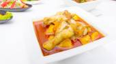 Muss Sa Man Kai Thai curry Chicken spicy  — Stock Photo
