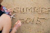 Summer 2015 — Stock Photo