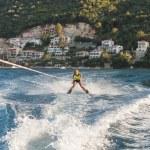 Water skiing — Stock Photo #52446033
