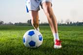 women's soccer — Stockfoto