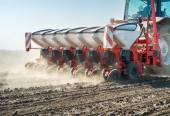Sowing — Stock Photo