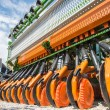 Agricultural machinery — Stock Photo #72825969