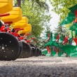 Agricultural machinery — Stock Photo #72825975