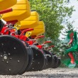 Agricultural machinery — Stock Photo #72826011
