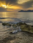 Mallorca sunrise — Stockfoto