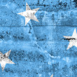 Micronesia Flag painted on grunge wall — Stock Photo #52963949